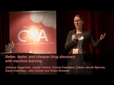 Better, Faster, And Cheaper Drug Discovery With Machine Learning By AstraZeneca