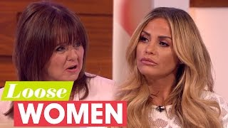 Katie Price And Coleen Nolan Open Up About Their Divorces And Telling Their Children | Loose Women