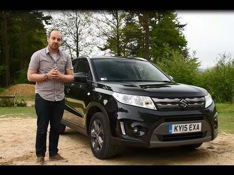 Suzuki Vitara 2015 review | TELEGRAPH CARS