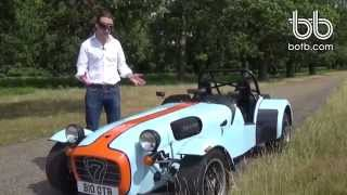 Will's Review of the Caterham 360!