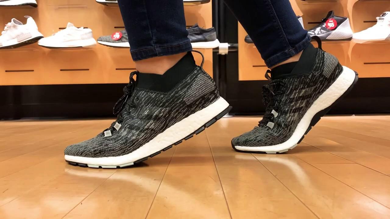 Adidas Pure Boost RBL LTD - YouTube