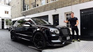 DELIVERY OF OUR BRAND NEW CUSTOM BENTLEY BENTAYGA!