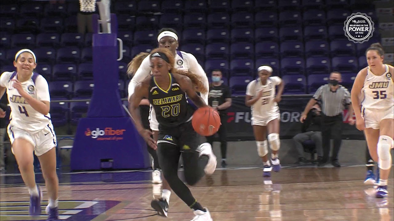 Women's #CAAHoops​ Top Plays (2/16 - 2/2
