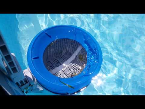 Pool Update 5- intex water fountain and pool review.