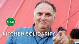 Kitchen Solidarity   José Andrés, Nobel Peace Prize Nominee