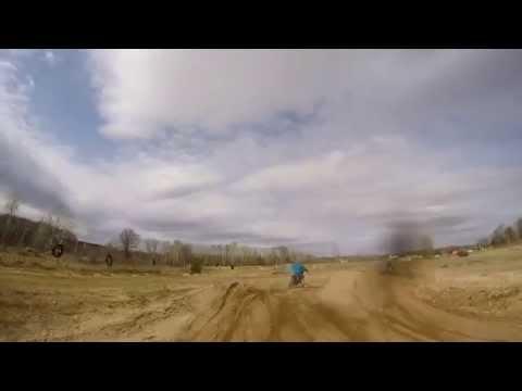 Dirt biking Cambridge