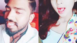 Nam kannada dubsmash duet with priya achar