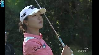 Lydia Ko Golf Shot Highlights 2017 Toto Japan Classic LPGA Tournament