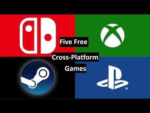 Five Free Cross-play Games For All Consoles
