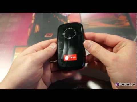 видео: МТС Коннект. 3g/wi-fi роутер zte mf30