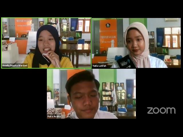 LIVE.!!! GENRE TALK | SMA Muhammadiyah 1 Ponorogo
