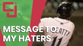 """""""Message To My Haters""""  (Lyric Video)"""