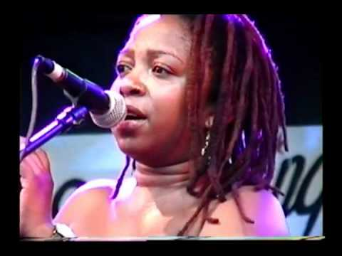 The Late Chiwoniso and Max Wild at the Grassroots Festival 2010