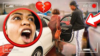 I SPIED ON COREY FOR 24 HOURS STRAIGHT | HE CHEATED ON ME 💔