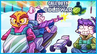 Black Ops Cold War moments that make me forget about modern warfare...
