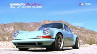 Exclu : La Porsche 911 revisitée par Singer