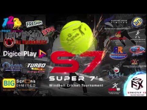 SFX  Super 7's Le Platte United vs Deaf Starz United (Group G)