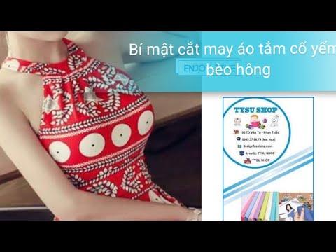 Dạy Cắt May Áo Tắm Đẹp Như Ngôi Sao Hàn Quốc_Tysushop_ 724