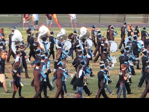 Lawton Chiles Middle School Night- Hagerty High- 09/27/2019