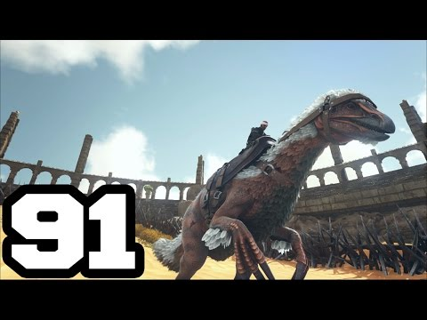 UÑAS GIGANTES | ARK: Survival Evolved #91 | Temporada 5