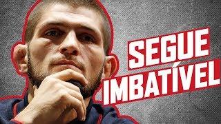 RESENHA: KHABIB NURMAGOMEDOV X DUSTIN POIRIER #UFC242