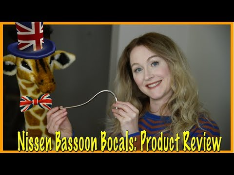 NISSEN BASSOON BOCAL/CROOKS REVIEW