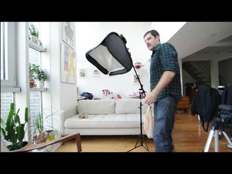 How To Do Off Camera Flash Photography With Nikon's CLS System