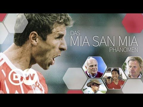 FC Bayern: Das 'Mia san mia'-Phnomen | DW Deutsch