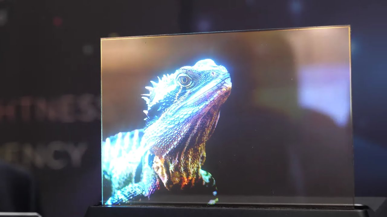 Transparent OLEDs: introduction and market status | OLED-Info