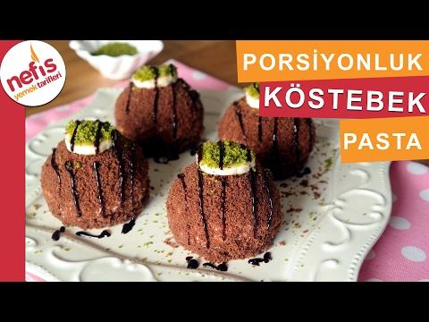 Porsiyonluk Köstebek Pasta - Pasta Tarifleri - Nefis Yemek Tarifleri
