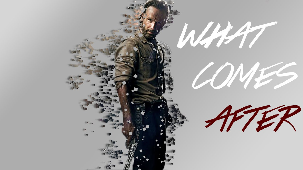 Image result for what comes after. twd