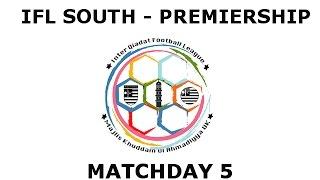 MKA UK - IFL Season V - Premiership Matchday 5 Highlights
