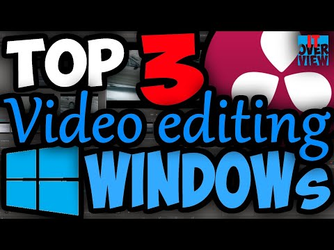 TOP 3 FREE VIDEO EDITING SOFTWARES FOR WINDOWS 2016 (best video editor for windows) | IT Overview