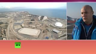 Сочи готов принимать гостей — организаторы Олимпиады-2014