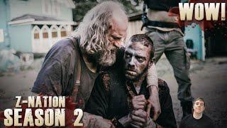Z-Nation Season 2 Episode 2 - White Light - Best Episode So Far! Video Review!