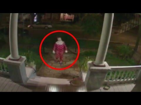5 Most Disturbing Clowns Caught on Camera
