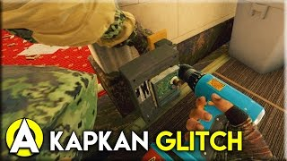 One of Aculite's most viewed videos: KAPKAN GLITCH - Rainbow Six: Siege