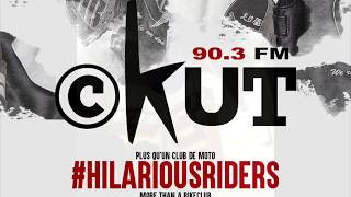 Hilarious Riders sensitizing about Sickle cell anemia @CKUT 90.3