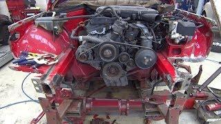 Кузовний ремонт Mercedes 190 W201 заміна телевізора