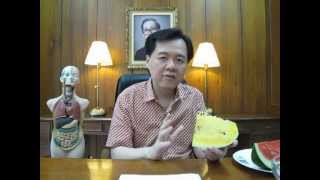 Watermelon's Health Benefits -- Doctor Willie Ong Health Blog #6