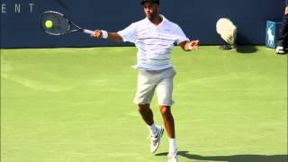 James Blake First Round Interview US Open 2012