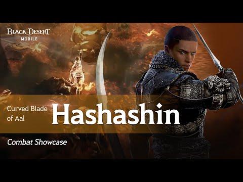 [Black Desert Mobile] Hashashin Update