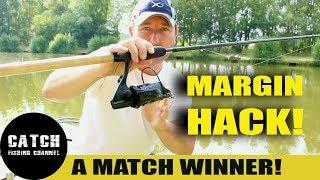 FISHING IN THE MARGINS / CARP FISHING TACTICS / METHOD FEEDER MARGIN