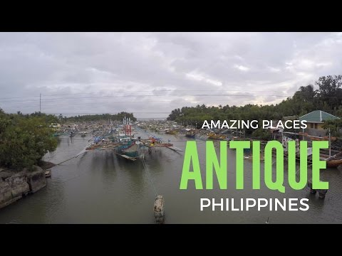 ANTIQUE PHILIPPINES - Amazing Places in Panay