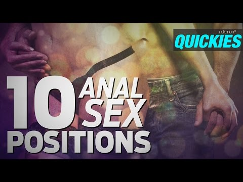 Illustrated Guide To Anal Sex Positions | Quickies