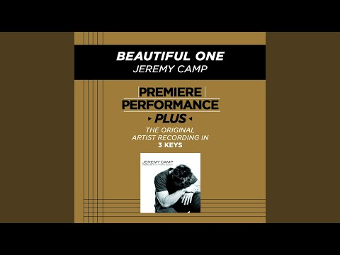 Beautiful One (Performance Track In Key Of D With Background Vocals)