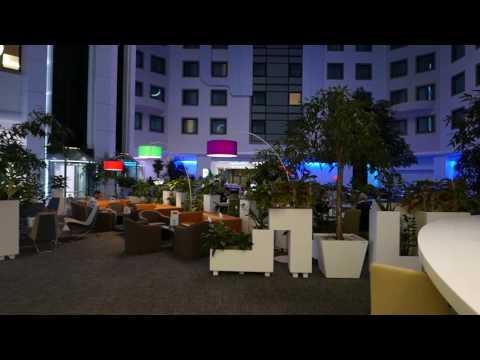 Отель 4* Novotel Москва Аэропорт Шереметьево/Ресторан/Бассейн/Сауна/Тренажерка/Посадка в самолет