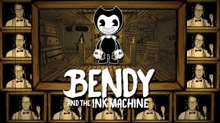 BENDY AND THE INK MACHINE SONG Build Our Machine ACAPELLA