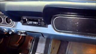 1966 Ford Mustang Interior Inspection