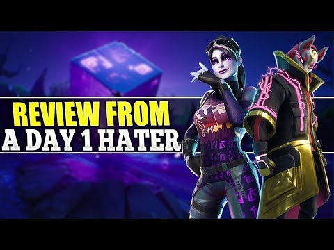 Fortnite 2019 Actual Review From A Day 1 Fortnite Hater